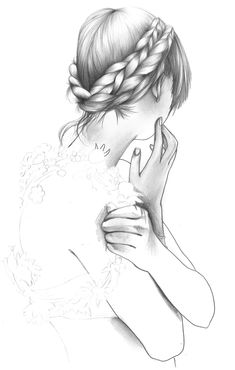 Art et Illustrations Pencil Drawings Tumblr, Drawing Sketches, Art Drawings, Creative Pictures, Creative Art, Art Et Illustration, Illustration Fashion, Fashion Illustrations, Drawing Programs