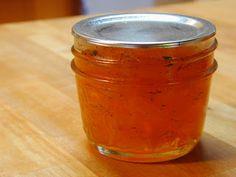 Confiture potiron à la cardamome vanillée et citronnée, un pur délice
