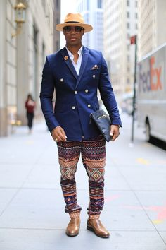 "aagdolla: ""New York Fashion Week: Men's day 1 by aagdolla "" New York Men's Street Style, Guys Grooming, Mens Fashion Week, Men's Fashion, Fashion Ideas, Men's Day, Suit Accessories, New York Mens, Young Black"