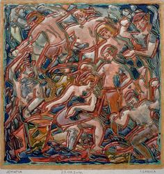 Original Rural life Painting by Ivan Lozica Canvas Paper, Oil On Canvas, Canvas Art, Life Paint, Cotton Canvas, Harvest, Saatchi Art, Original Paintings, Human Figures