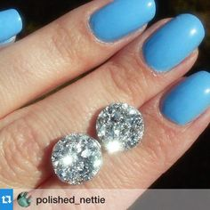 #blue #makeup #pretty #chic #edressme #dresses #beautiful