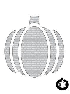 Pumpkin - Beginner Halloween Pumpkin-Carving Templates on HGTV