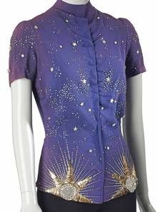 Astrologie blouse from the Astrologie Collection of 1939