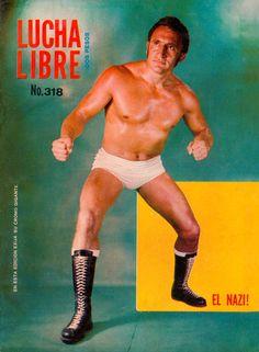 El Nazi, LUCHA LIBRE Magazine #318