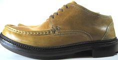 Cole Haan  Men Hiking Lace-Up Shoes Size 9.5 C Tan Style F2786.  JJJ 37 #ColeHaan #Oxfords