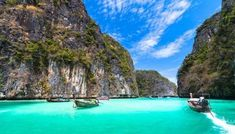What to Know About Phuket Phuket is Thailand's largest island, with an area of 570 square kilometers. It is also Thailand's only island, a stand-alone province. Phuket is one of the mos… Phuket Thailand, Strait Of Malacca, Canoe Camping, Hills Resort, Phi Phi Island, India Tour, Most Visited, India Travel, Best Hotels