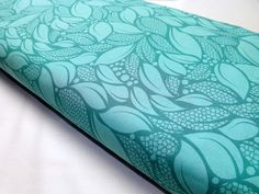 Items similar to Lush Turquoise Tossed Leaves Quilting Fabric by Patty Young for Michael Miller on Etsy Turquoise Fabric, Michael Miller, Quilting Fabric, Tossed, Quilting Projects, Lush, Craft Supplies, Leaves, Handmade Gifts
