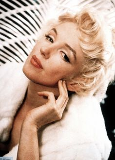 Marilyn Monroe -This photo was taken by Cecil Beaton. Description from pinterest.com. I searched for this on bing.com/images