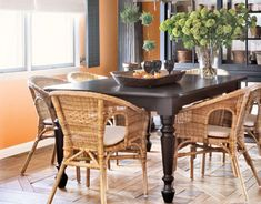 AGEN chair around dining table
