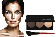 How to apply makeup shades