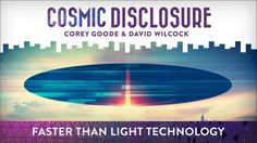 Faster than Light Technology with Mark McCandlish  Cosmic Disclosure - Season 7, Episode 20 - 5/16/2017 - Mark McCandlish explores deeper into the design and propulsion systems of vehicles used in the secret space programs. Corey Goode confirms that this technology was first put into place with the original German craft design and is now in regular use within various space programs. It may seem like they are bending the laws of time and space as defined by Einstein...  #DavidWilcock…