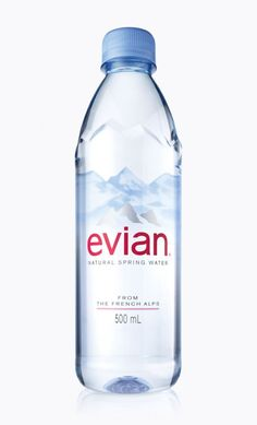 Mr Case Supplier of Evian Spring Water delivery to your home or office in Toronto, Ontario, Canada. comes in a case of Evian Spring Water