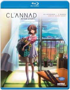 Clannad After Story Blu-ray Complete Collection (Hyb) - Price: $31.49
