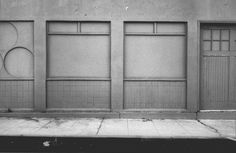 lewis baltz. Incredible use of patterns as it is really the only feature of the image yet that is all it needs.