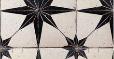 Pin by Frederic Herbinet on ( I N ) T E R I O R S | Pinterest | Antigua, Black and white tiles and Solar tiles