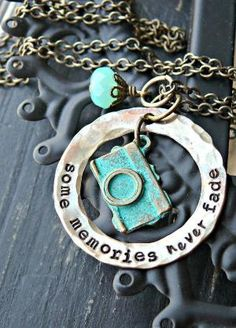 Hand Stamped Jewelry by Hercio Dias