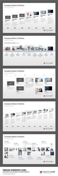 PowerPoint Zeitstrahl als Vorlage http://www.presentationload.de/powerpoint-charts-diagramme/timelines-gantt-charts/: