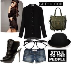 Tumblr Fashion Inspired: Indie Rock by ...