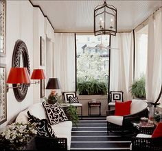 for the love of sunrooms