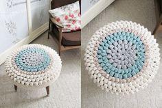 one sheepish girl: Knitting and Crochet Inspiration - Sit on Knit...