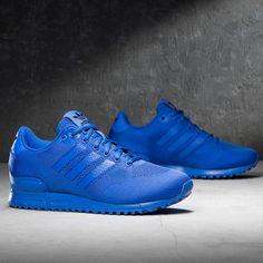 7c09f8158 Adidas ZX 750 Woven blue