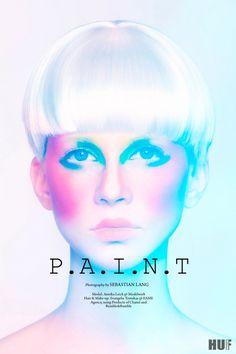 P.A.I.N.T on Makeup Arts Served