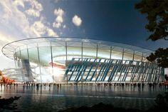 Stadio della Roma by Woods Bagot