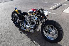 Zero Engineering – Bikes For Sale Harley Bobber, Harley Bikes, Bobber Chopper, Harley Davidson Motorcycles, Custom Motorcycles, Custom Bikes, Tracker Motorcycle, Cafe Racer Motorcycle, Sidecar