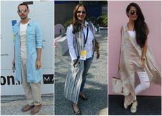 The outfit topper: the long–shrug trend.  #AIFW16 #AIFWAW16 #FDCI #Indiamodern #AmazonIndiaFashionWeek #Fashionweek