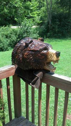 chainsaw-carving-chainsaw-carved-grizzly