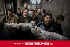 Vencedores do World Press Photo 2013