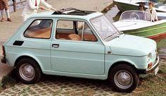 Fiat : 126 Sun Roof | Sumally