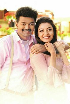 Movie Couples, Romantic Couples, Cute Couples, Cute Couple Pictures, Girl Pictures, Saree Designs Party Wear, Vijay Actor, Bollywood Posters, Selfies