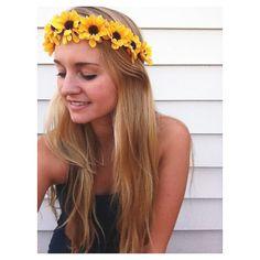 Flower Crown on Etsy!