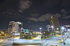 Medellín - Calle San Juan con Avenida el Ferrocarril by Dual Time Studio, via Flickr