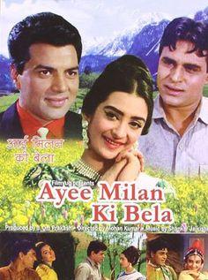 Ayee Milan Ki Bela Hindi Movie Online - Rajendra Kumar, Saira Banu, Dharmendra, Nasir Hussain, Shashikala, Sulochana Latkar and Sunder. Directed by Mohan Kumar. Music by Jaikishan Dayabhai Panchal. 1964 [U] ENGLISH SUBTITLE