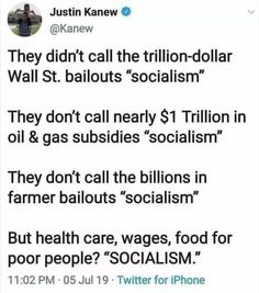 """Post with 0 votes and 392872 views. """"That's not socialism, its Capitalism with style"""" - Republicans, probably Icon Design, Us Politics, Socialism, Communism, The More You Know, Oil And Gas, Social Issues, Social Justice, Feminism"""