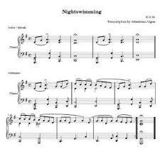 R.E.M's Nightswimming