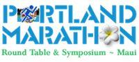 Portland Marathon, October.