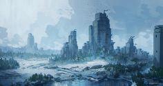 Winter - Sketch by JJcanvas on DeviantArt