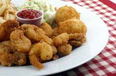 Joes Crab Shack Popcorn Shrimp