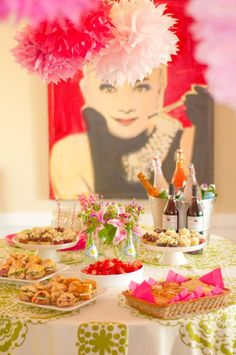 Perfect for a birthday party, i just love the whole thing over at stylemepretty.com