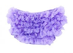 Adorable ruffled bloomers - so cute!