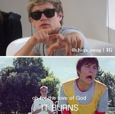 HAHAHAHA I'm not obsessed with one direction but this is so funnnnnnyyyy!!!