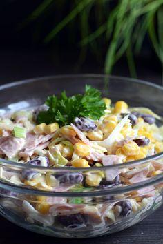 Appetizer Salads, Appetizer Recipes, Salad Recipes, B Food, Cooking Recipes, Healthy Recipes, Vegetable Salad, Appetisers, Potato Salad