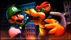7 Best M L Rpg 4 Images Mario Luigi Super Mario Bros Pretend Play