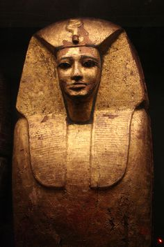 An Egyptian Sarcophagus at the Louvre museum in Paris, France Ancient Egyptian Artifacts, Historical Artifacts, Ancient Aliens, Ancient History, European History, Egypt Mummy, Statues, Post Mortem, Egyptian Mummies