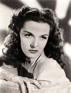 Jane Russell 1940s