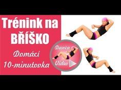 1. Cvičení na břicho | DancaVideo.cz Exercise, Workout, Youtube, Videos, Ejercicio, Work Out, Excercise, Work Outs, Sport