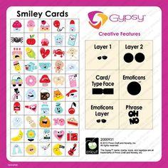Smiley Cards http://www.cricut.com/res/handbooks/SmileyCards.pdf
